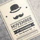 Mustache Party Flyer - GraphicRiver Item for Sale