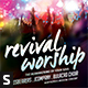 Revival Worship CD Album Artwork