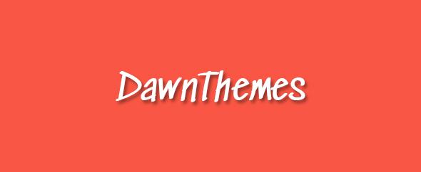 Dawnthemes banner