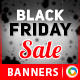 Online shopping HTML5 Banners - 7 Sizes (Elite-CC-122)