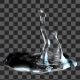 3D Water Splash 6
