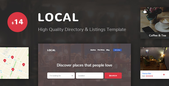 Image of Business Directory Listing | Local
