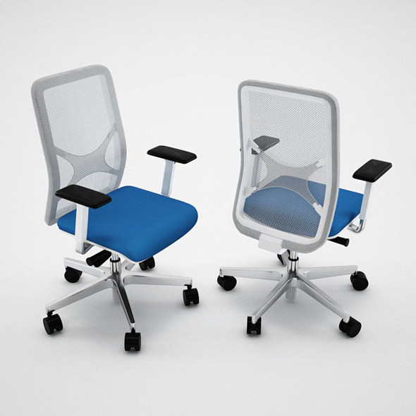 Narbutas Wind Office Chair - 3DOcean Item for Sale