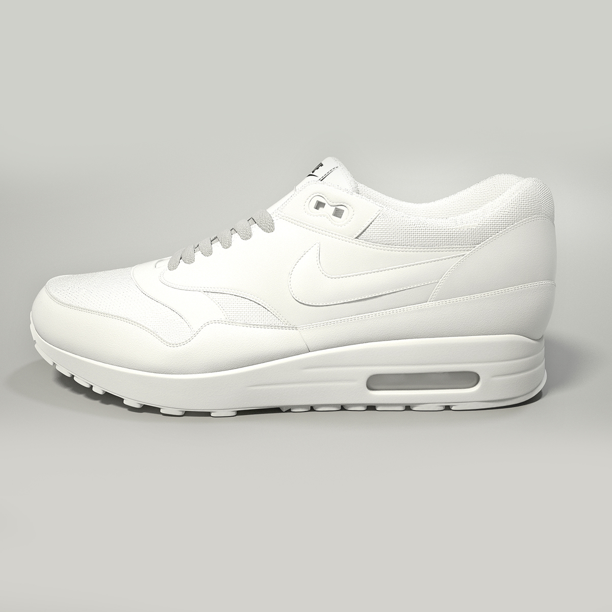 cheap for discount 33bde b0c5d Nike Air Max 1 3D model
