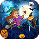 The Halloween Witch Adventure - Admob Banner & Interstitial- Eclipse project