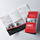 Corporate Tri Fold Business Brochure