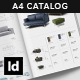 A4 Product Catalog Template - GraphicRiver Item for Sale