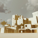 Desert City - VideoHive Item for Sale