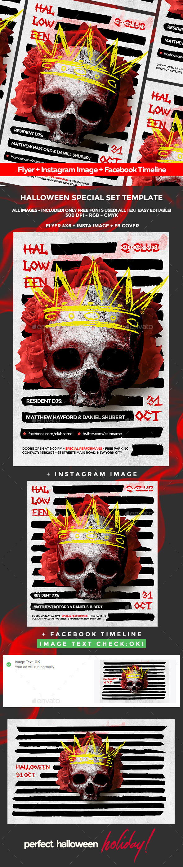 GraphicRiver Halloween 20802474