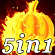 Burning Halloween - VJ Loop Pack (5in1) - VideoHive Item for Sale
