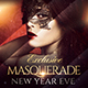 Masquerade Flyer - GraphicRiver Item for Sale