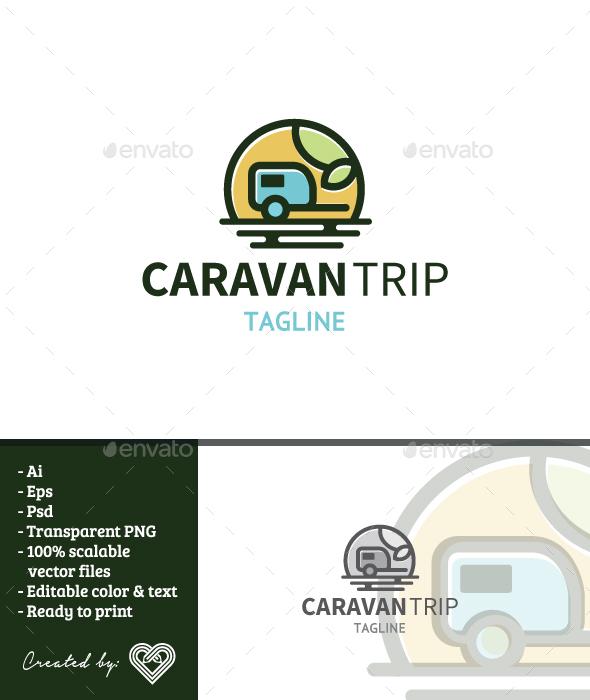GraphicRiver Caravan Trip 20802994