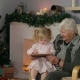 Girl with Her Grandmother Looking at the Tablet Photos - VideoHive Item for Sale