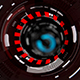 Futuristic Tunnel VJ - VideoHive Item for Sale