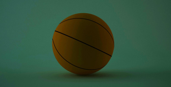 3DOcean Basketball 20803653