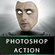 Wax Statue & Mask Photoshop Action - GraphicRiver Item for Sale