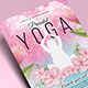 Prenatal Yoga Flyer / Poster - GraphicRiver Item for Sale