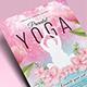 Prenatal Yoga Flyer / Poster