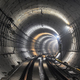 New subway tunnel - PhotoDune Item for Sale
