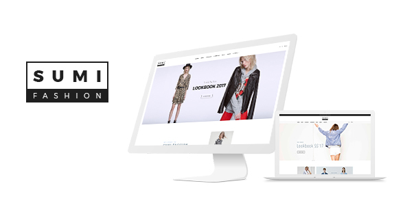 Sumi -  Fashion Ecommerce PSD Template - Retail PSD Templates
