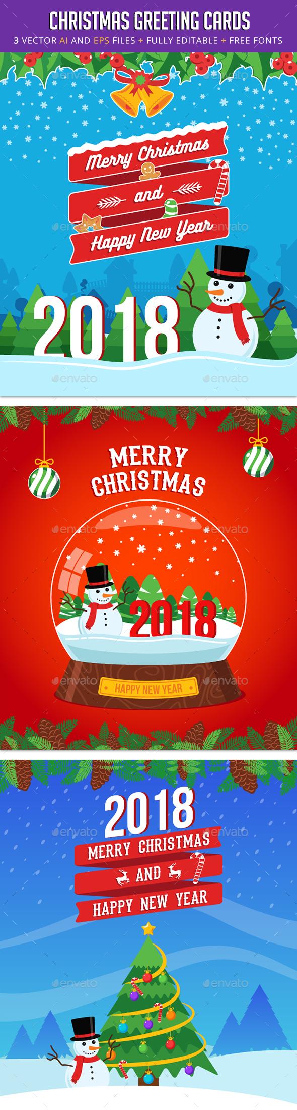 Christmas Greeting Cards_1 - Christmas Seasons/Holidays