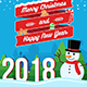 Christmas Greeting Cards_1 - GraphicRiver Item for Sale