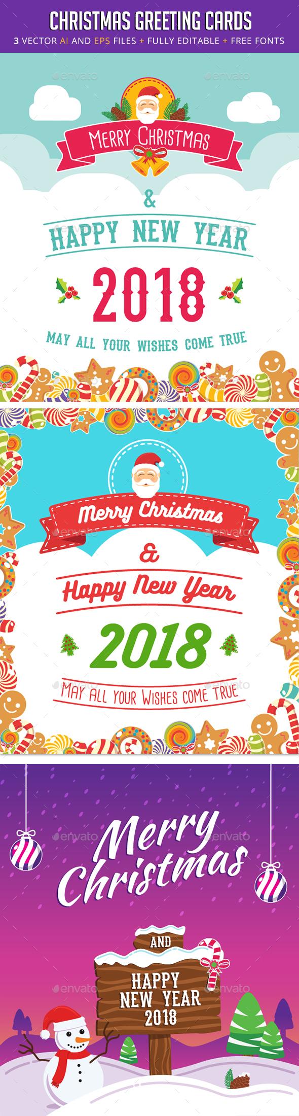 Christmas Greeting Cards_2 - Christmas Seasons/Holidays