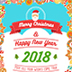Christmas Greeting Cards_2 - GraphicRiver Item for Sale