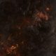 Fire Explosion Background Loop 4K