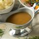 Hot Brown Organic Turkey Gravy - PhotoDune Item for Sale