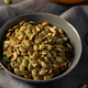 Organic Spicy Homemade Pumpkin Seeds - PhotoDune Item for Sale