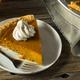 Sweet Homemade Orange Thanksgiving Pumpkin Pie - PhotoDune Item for Sale
