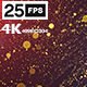 Glitter Star Space 4K - VideoHive Item for Sale