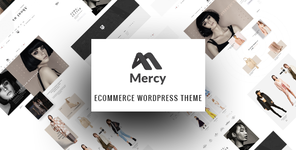 Mercy - Fashion Shop WordPress Theme