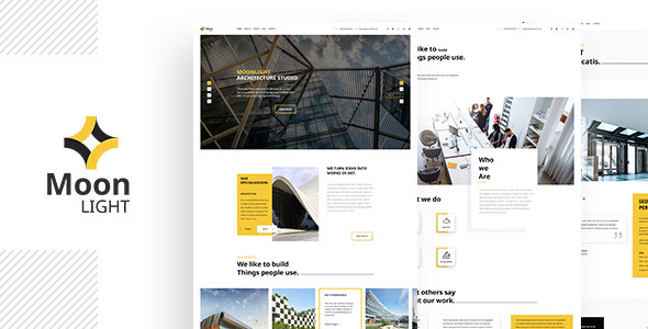 Image of Moonlight - Architecture, Decor & Interior Design WordPress Theme