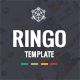 Ringo Multipurpose Powerpoint Template