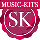 Acoustic Folk Music Kit