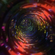 Colorful Glitch Tunnel VJ  - VideoHive Item for Sale