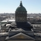 Kazan Cathedral, St. Petersburg Aerial - VideoHive Item for Sale