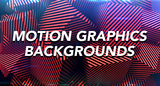 Motion Graphics Backgrounds