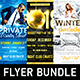 New Year Disco Flyer Bundle - GraphicRiver Item for Sale