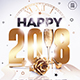Classy New Year | Invitation - GraphicRiver Item for Sale