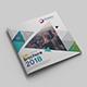 2018 Square Bi-Fold Brochure