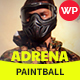 Adrena | Paintball Club WordPress Theme