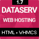 DataServ - Web Hosting HTML Template - ThemeForest Item for Sale