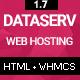 DataServ - Web Hosting HTML Template - ThemeForest Item for Sale