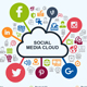 Social Media SEO & Marketing Infographic Elements Template Pack - GraphicRiver Item for Sale