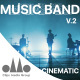 Cinematic Music Band V2 - VideoHive Item for Sale