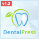 DentalPress - Ultimate Medical Dentist Theme - ThemeForest Item for Sale