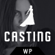 Casting -  Modeling & Talent Agency WordPress Theme